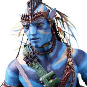Hot Toys Avatar Jake Sully ( comprar com entrega em todo o Brasil ) escala 1/6