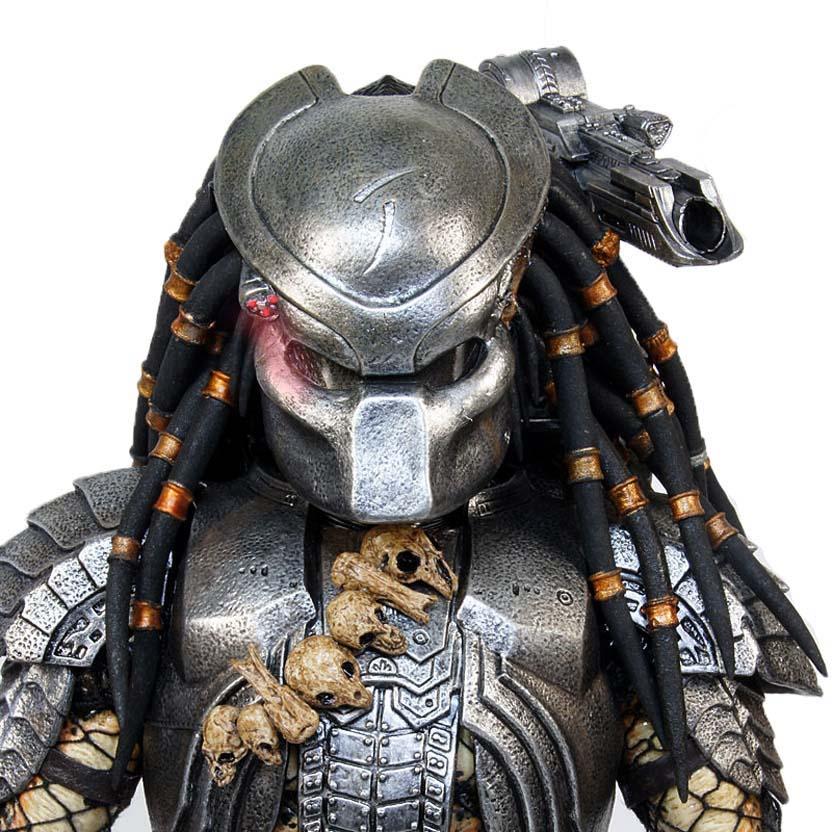 Hot Toys AVP Scar Predator MMS 190 HotToys : Alien vs. Predator Action Figures escala 1/6