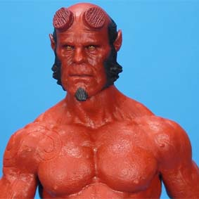 Hot Toys Hellboy 2 The Golden Army filme Hellboy II : O Exército Dourado