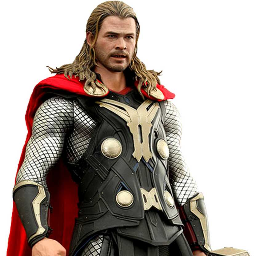 Hot Toys MMS224 Thor - The Dark World Action Figure