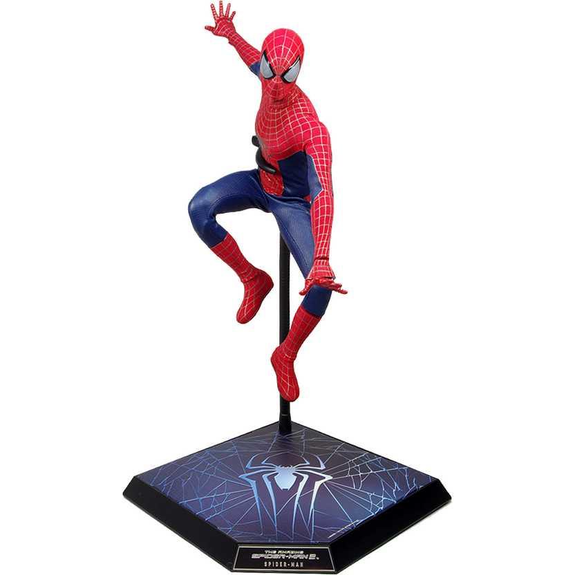 Hot Toys MMS244 The Amazing Spider-Man 2 - O Espetacular Homem Aranha 2 escala 1/6