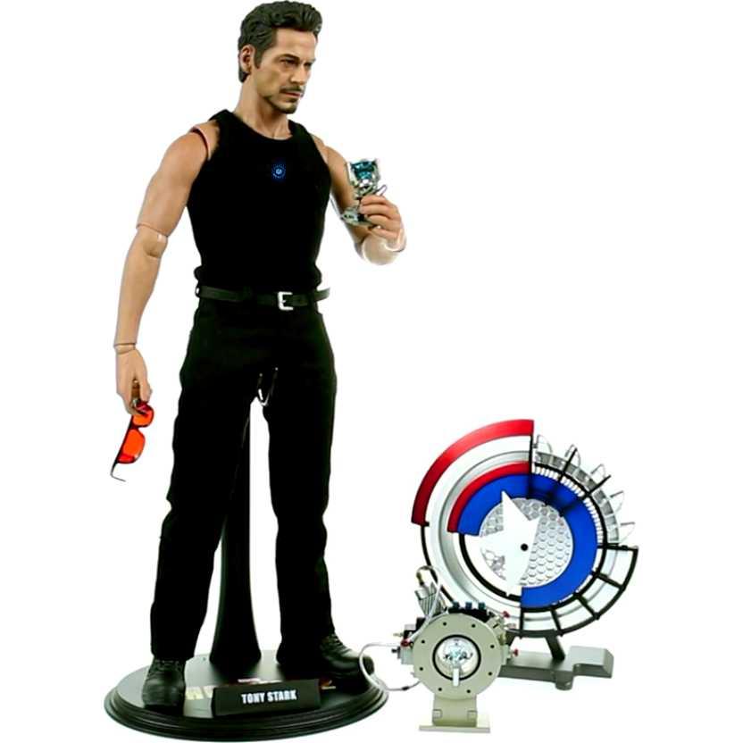 Hot Toys MMS273 Tony Stark Iron Man 2 - Homem de Ferro II ...