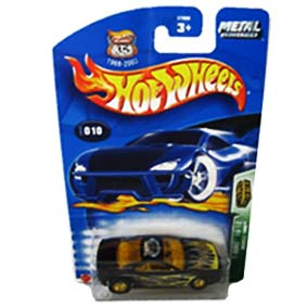 Hot Wheels 2003 para Colecionadores Raro T-Hunt Muscle Tone series 10/12 57009