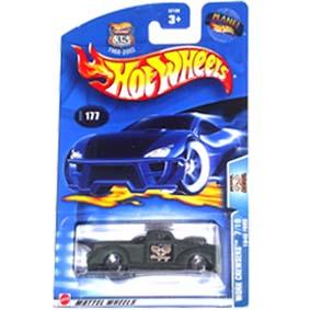 Hot Wheels 2003 Work Crewsers 1940 Ford Pickup 57168 series 177 7/10