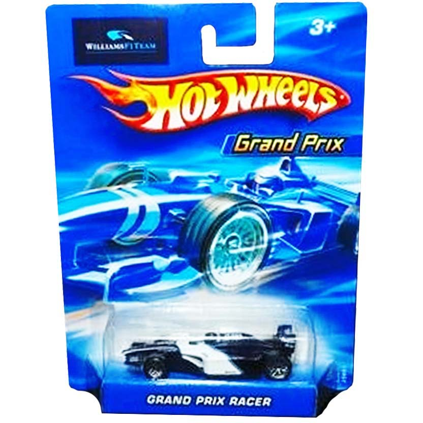 Hot Wheels 2006 Grand Prix Racer Williams F1 Team ( Petrobras ) H9977 escala 1/64
