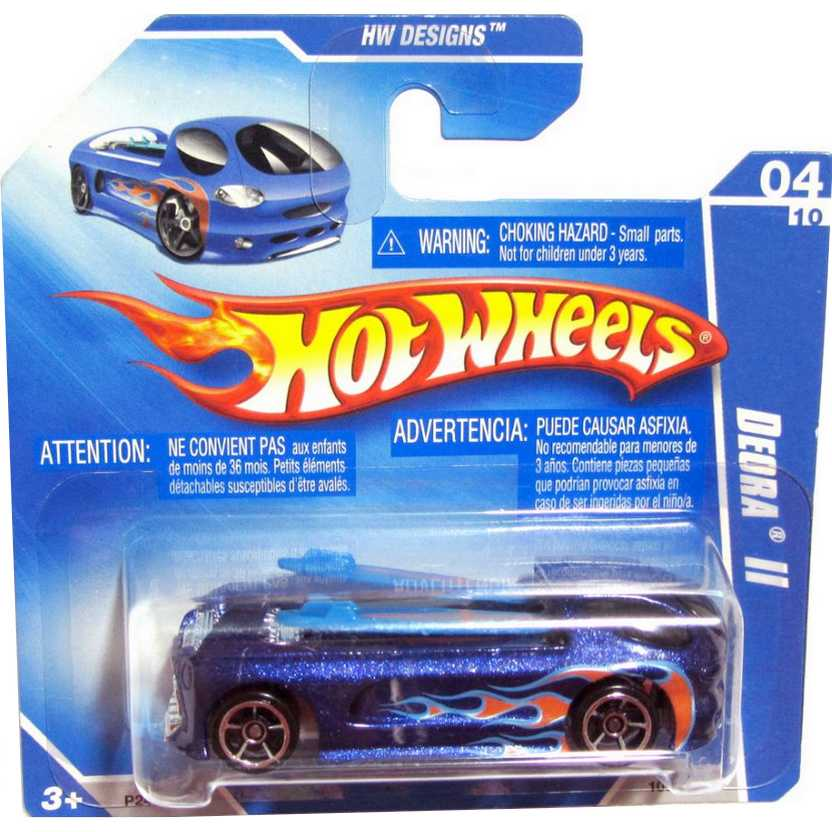 Hot Wheels 2009 Deora II 2 com 2 pranchas de Surf P2420 series 100/166 escala 1/64