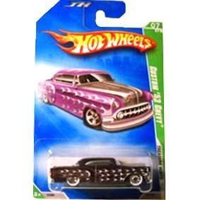 Hot Wheels 2009 Super Treasure Hunt$ Custom 53 Chevy P2369 series 07/12 049/190