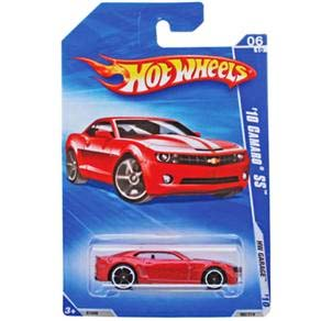 Camaro  on Hot Wheels 2010 10 Camaro Ss Vermelho R7499 Series 06 10 082 214