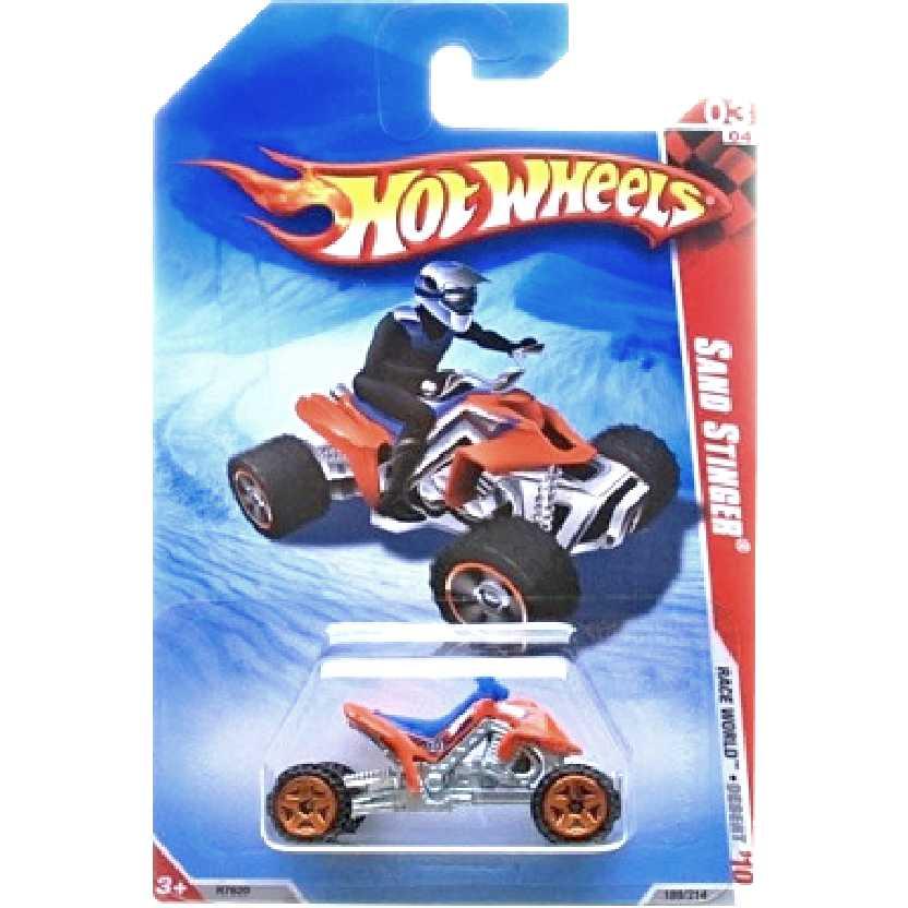 Hot Wheels 2010 Sand Stinger series 03/04 189/214 R7620 escala 1/64