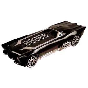 Hot Wheels 2012 Batmobile DC Universe W4515-0910 Batmóvel ( Batman Car )