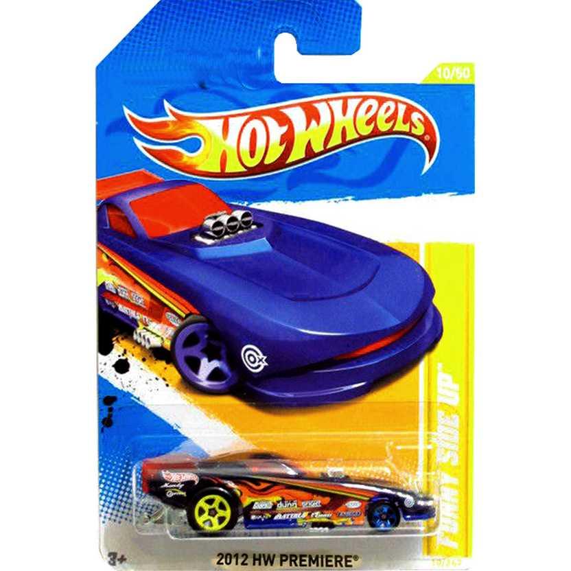 Hot Wheels 2012 Funny Side Up V5298 series 10/50 10/247 escala 1/64