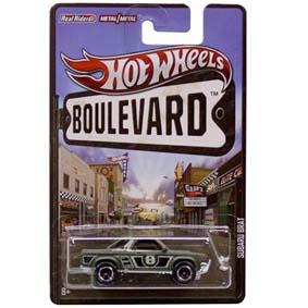 Hot Wheels 2013 Boulevard Subaru Brat X8291-0814