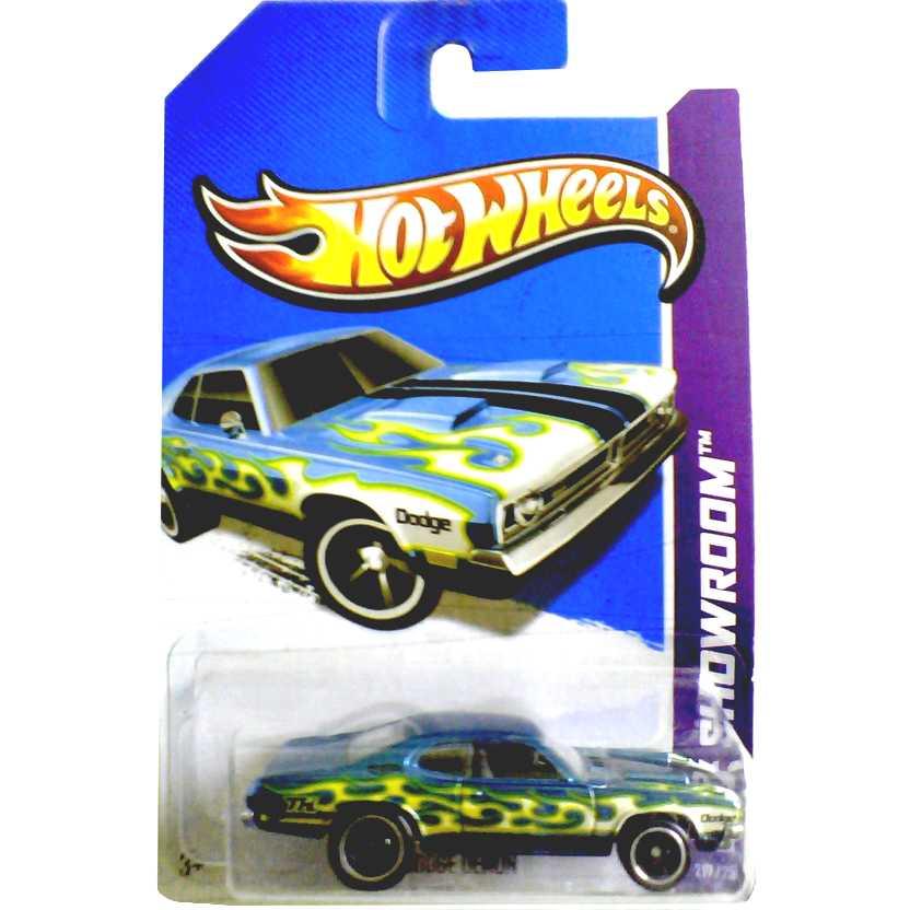 Hot Wheels 2013 Super Secret Treasure Hunt Superized 71 Dodge Demon X2012 217/250