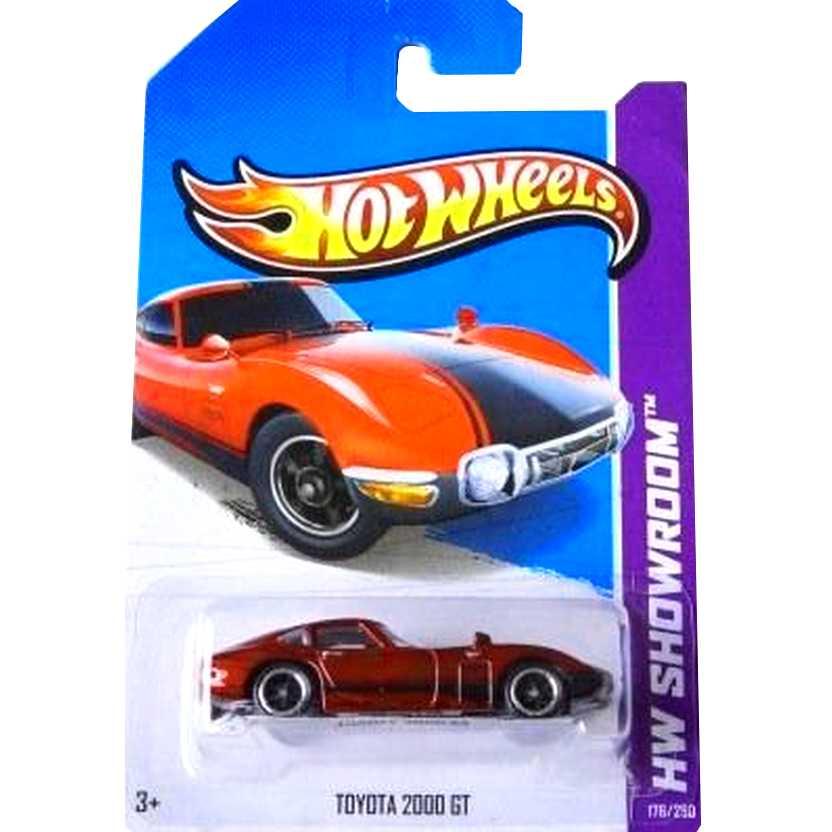 Hot Wheels 2013 Superized Super Secret T Hunt Toyota 2000 GT X2020 série 176/250