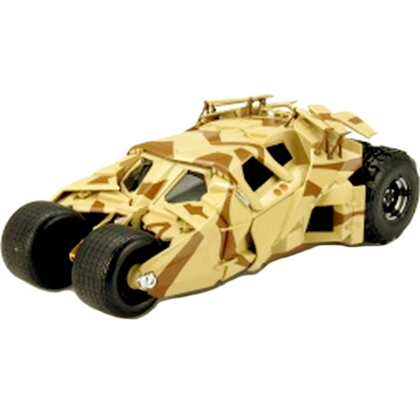 Hot Wheels 2014 Batmóvel Tumbler Camuflado (Dark Knight Rises) BCJ76 escala 1/18