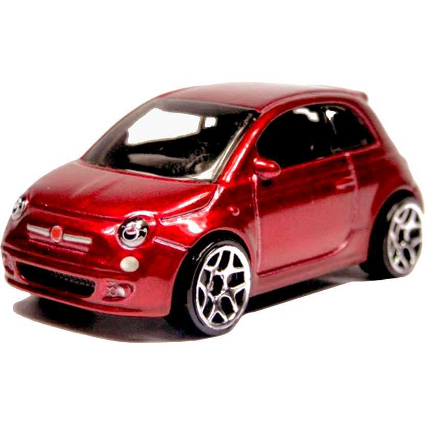 Hot Wheels 2014 Fiat 500 series 25/250 X1616 HW City