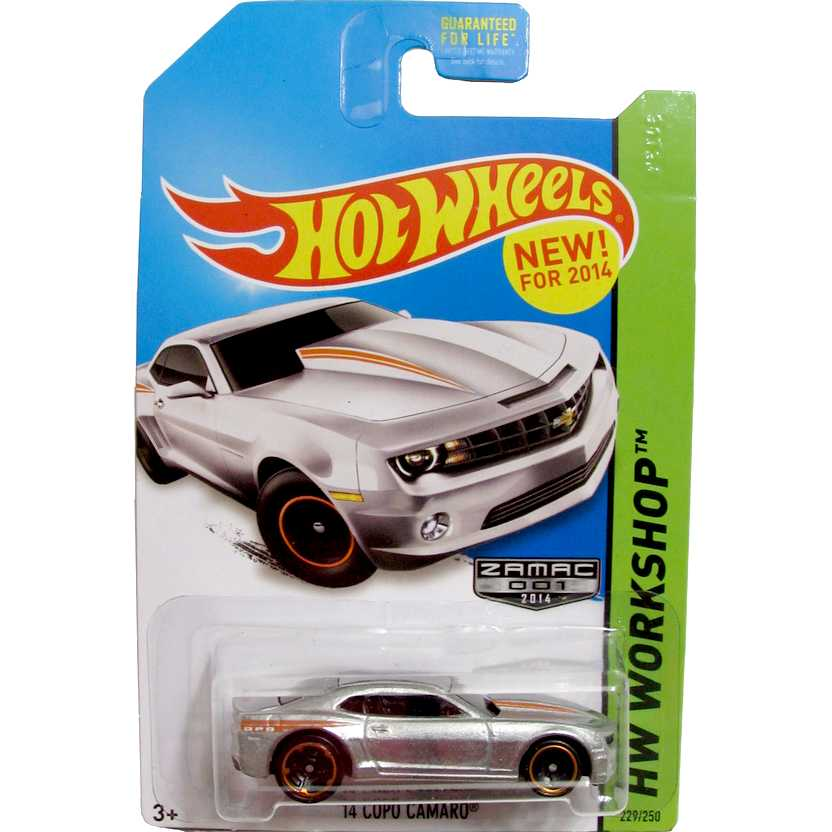 2014 Hot Wheels Zamac