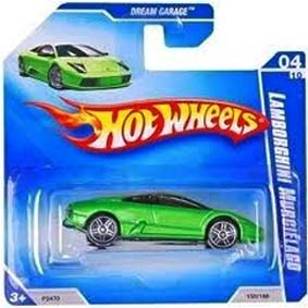 Hot Wheels Catálogo 2009 Lamborghini Murciélago P2470 series 04/10 150/166