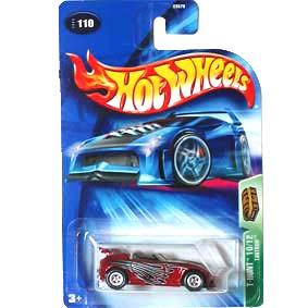 Hot Wheels Coleção 2004 T-Hunt Treasure Hunts Tantrum B3579 series 110 10/12
