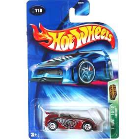 Hot Wheels Coleção 2004 T-Hunt Treasure Hunts Tantrum B3579 series 110 10/12