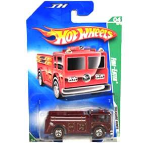 Hot Wheels Coleção 2009 Super Treasure HuntS Fire-Eater P2366 04/12 046/190