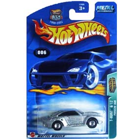 Hot Wheels Comprar Raridade 2003 T-Hunt Porsche 959 series 6/12 57005