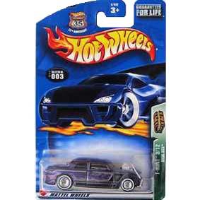 Hot Wheels Comprar Raridade 2003 T-Hunt Shoe Box series 3/12 57002