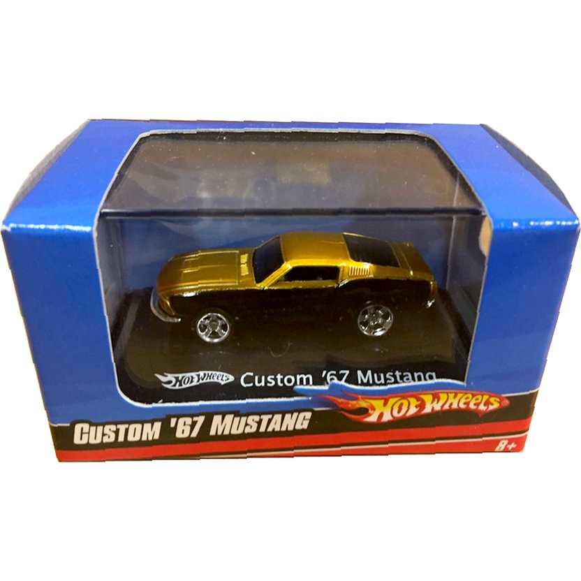 Hot Wheels Custom 67 Mustang M0000 escala 1/87 /HO