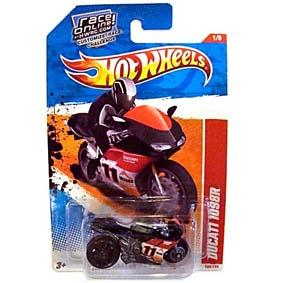Hot Wheels Ducati 1098R (Coleção 2011) 199/244