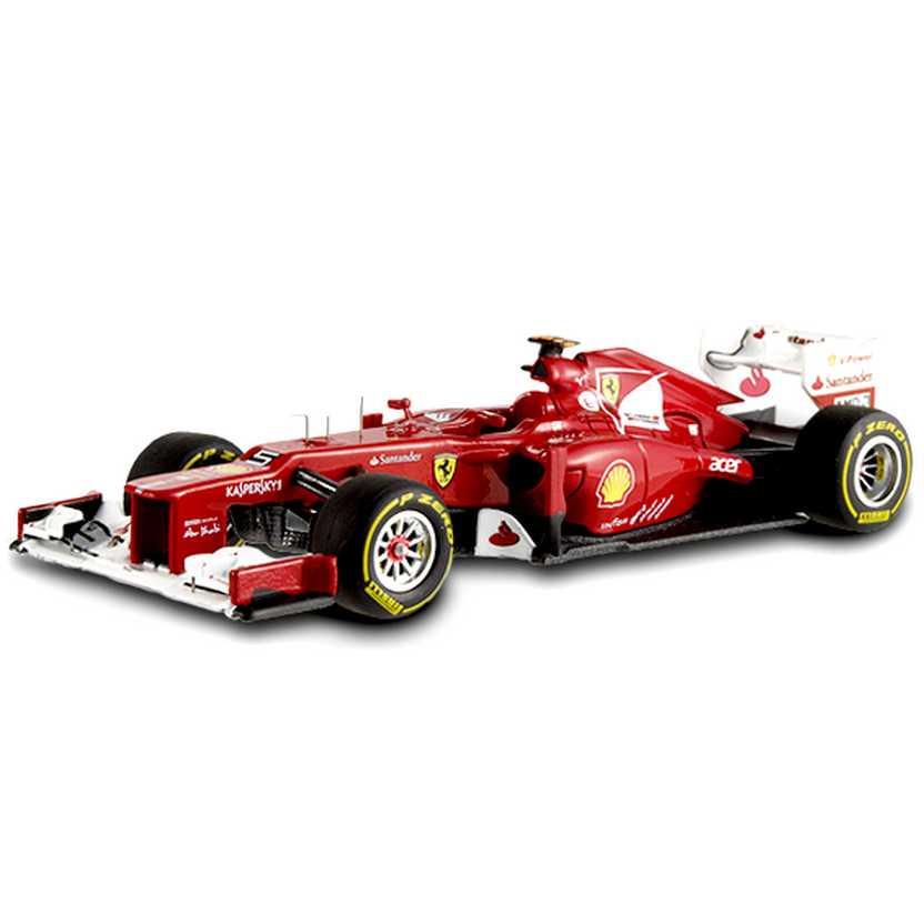 Hot Wheels Elite escala 1 43 F-1 Ferrari F2012 Fernando Alonso (Malaysia d10cb685532