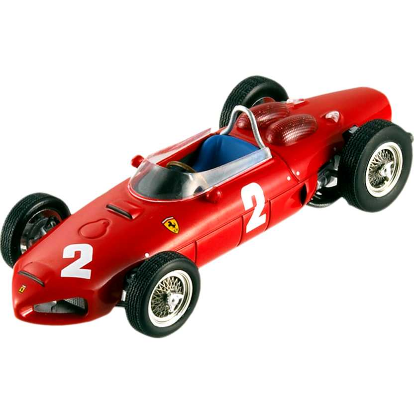 Hot Wheels ELITE Ferrari 156 F1 P. Hill (1961) T6278 Italy GP escala 1/43