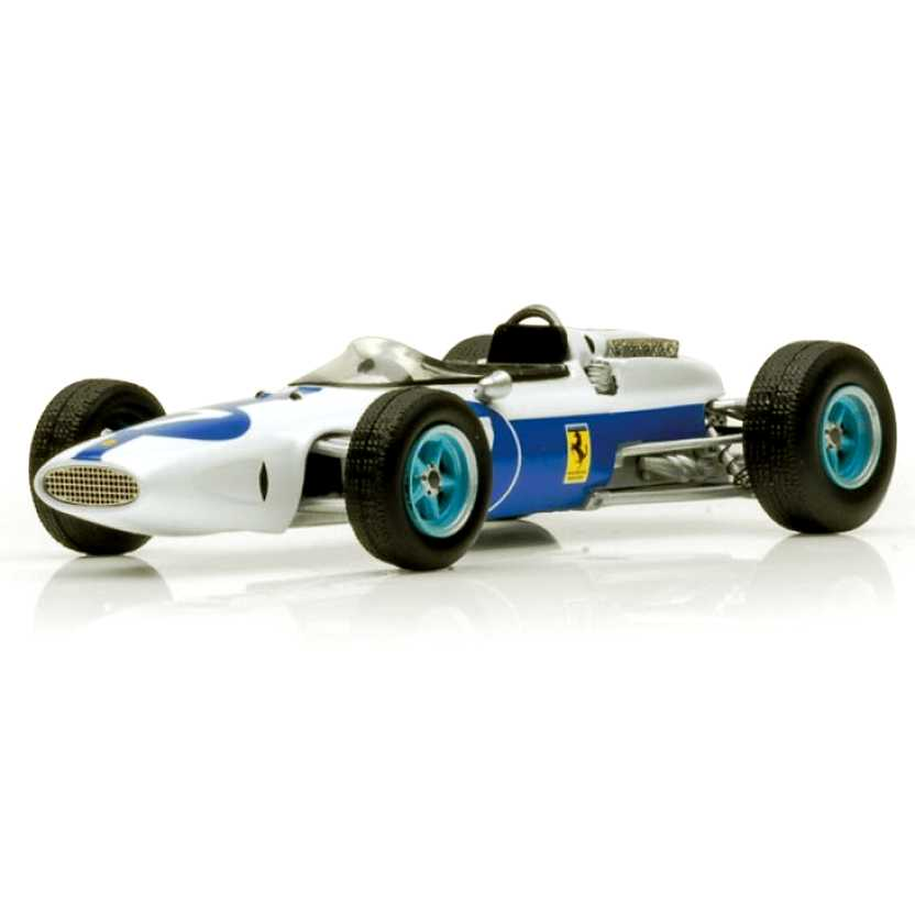 Hot Wheels ELITE Ferrari 158 F1 John Surtees (1964) T6279 Mexico GP escala 1/43