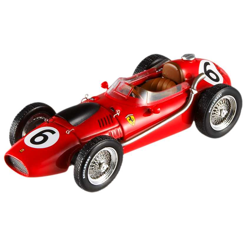 Hot Wheels ELITE Ferrari 246 F1 Mike Hawthorn (1958) Morocco GP T6277 World Champion
