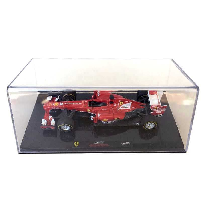 Hot Wheels Elite Ferrari F138 Fernando Alonso (2013) BCK13 escala 1/43