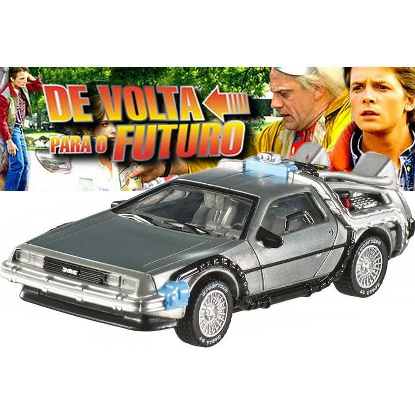 Hot Wheels Elite One Back to The Future Time Machine Delorean - De Volta para o Futuro BLY16