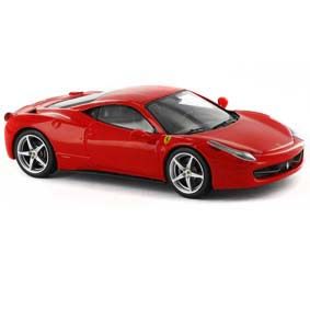 Hot Wheels Ferrari 458 Italia ELITE EDITION 1/43 Diecast HotWheels X5502