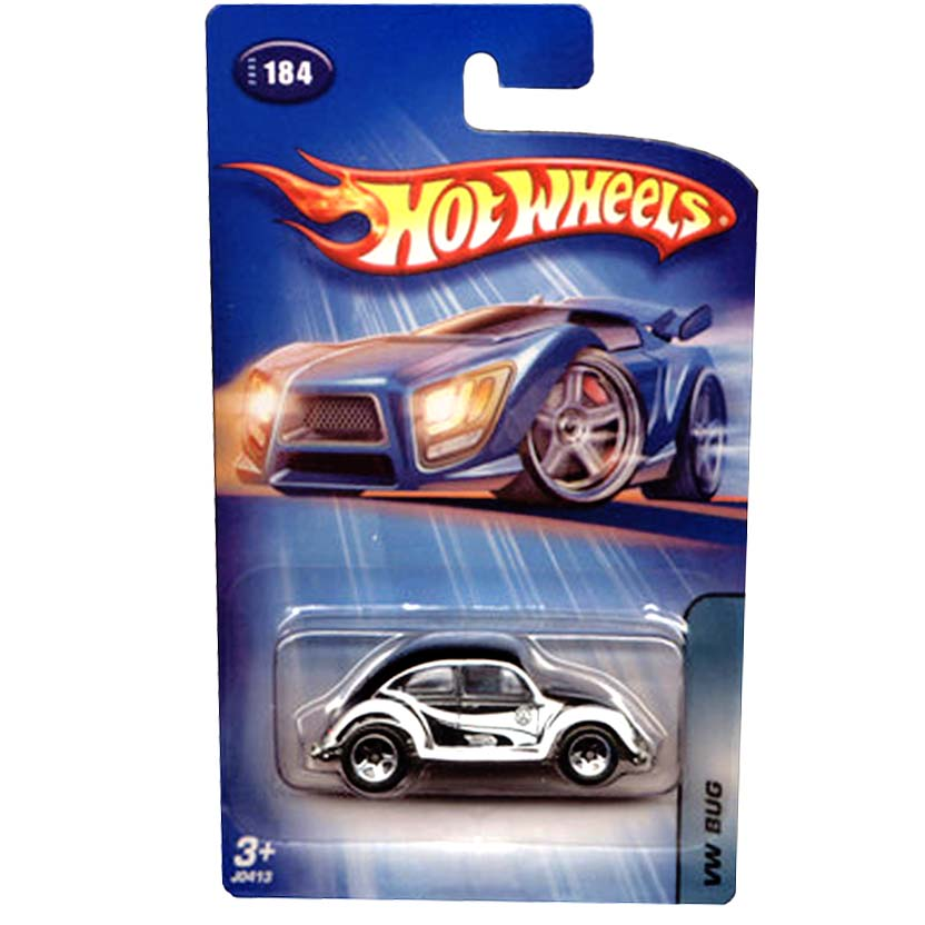 Hot Wheels poster 2005 VW Bug Kar Keepers Exclusive J0413 série 184 Fusca