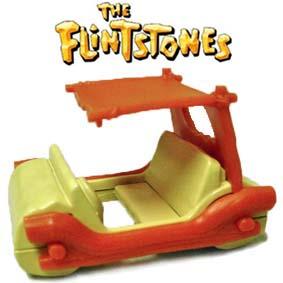 Hot Wheels Poster 2013 The Flintstones Flintmobile X1629 series 70/250