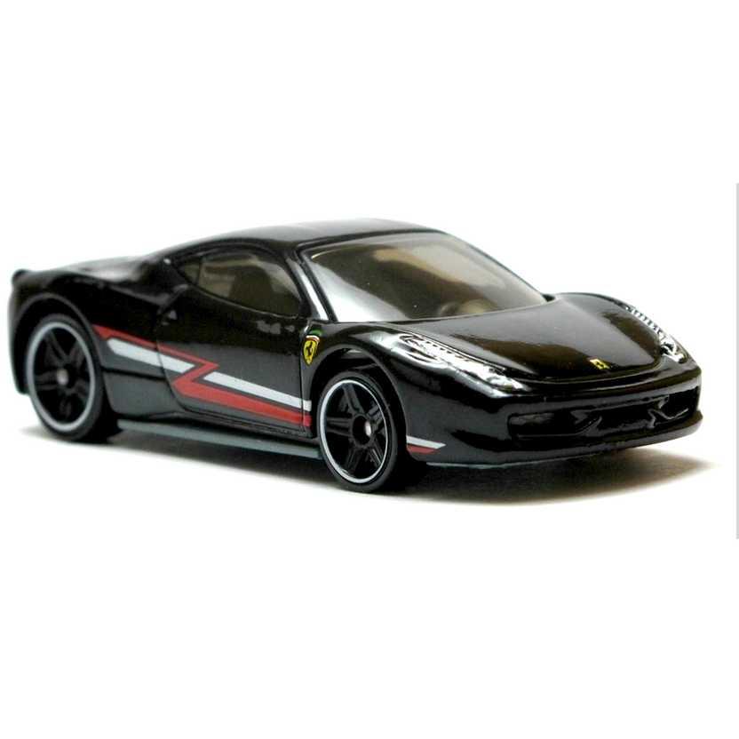 Hot Wheels Poster 2014 Ferrari 458 Italia Series 35/250