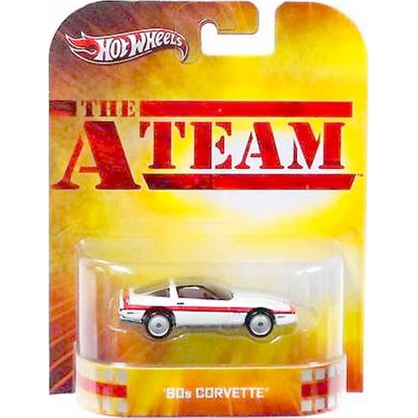 Hot Wheels Retro Entertainment The A-Team (X8894) 80s Corvette do Cara de Pau
