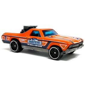 Hot Wheels série 2012 68 El Camino V5513 series 4/5 209/247