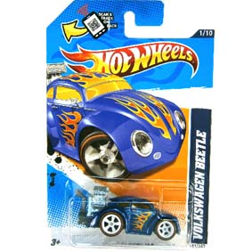 Hot Wheels Superized 2012 Super T-Hunts Volkswagen Beetle VW Fusca V5380 1/10 151/247