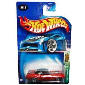 Hot Wheels T-Hunt 2003 para Colecionador Plymouth GTX (1971) series 12/12 57011