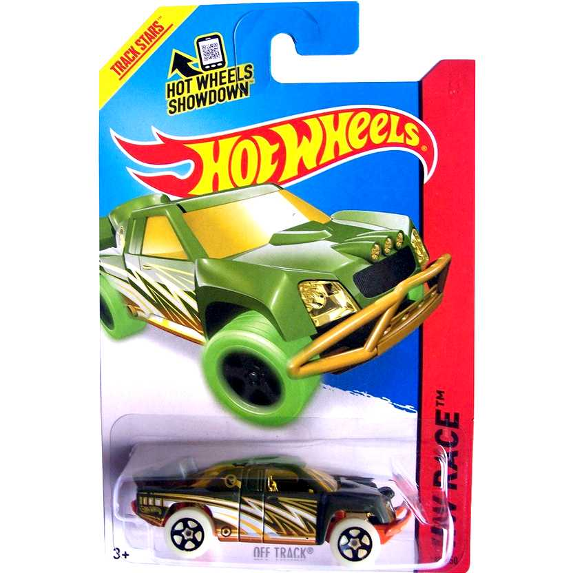Hot Wheels Treasure Hunt 2014 - Pickup Off Track series 184/250 BFD51