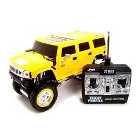 Hummer H2 R/C Profile Truck (controle remoto)