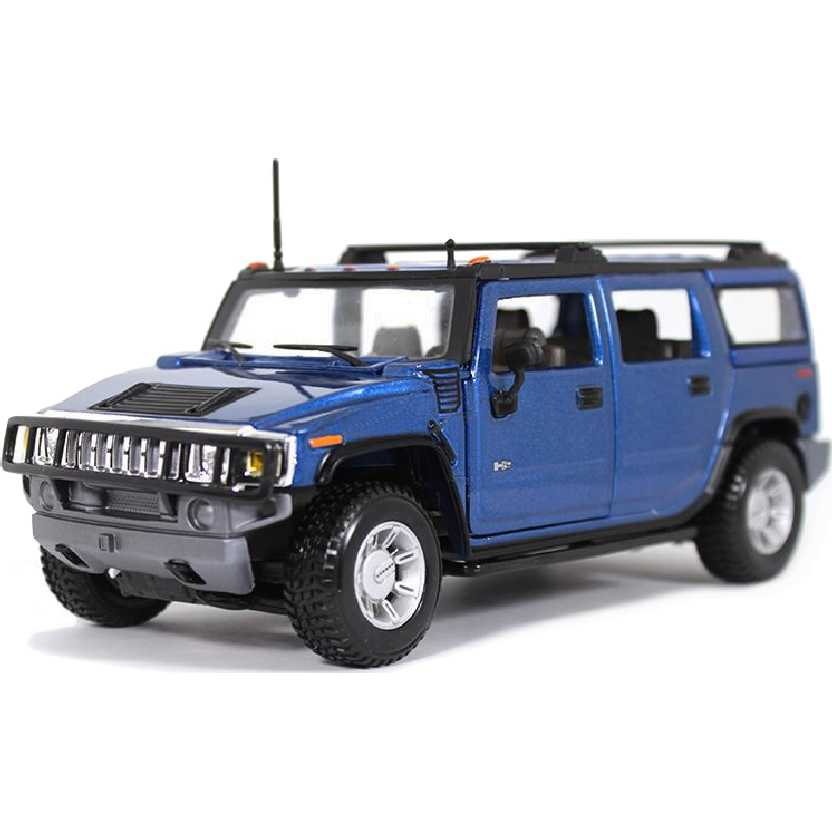 Hummer H2 SUV (2003) marca Maisto escala 1/27