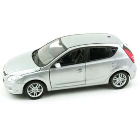 Hyundai i30 (Welly) escala 1/24