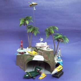 Ilha dos Thunderbirds