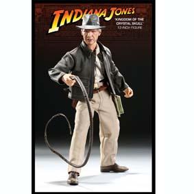 Indiana Jones - Harrison Ford (aberto) sem caixa