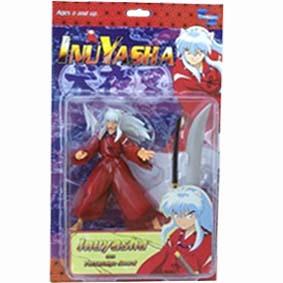Inuyasha (série 1) with Tetsusaiga Sword